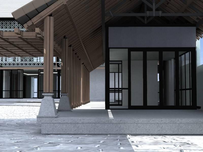 Monokroma Architect Saka Agung Abadi Indonesia Indonesia Exterior Modern 620