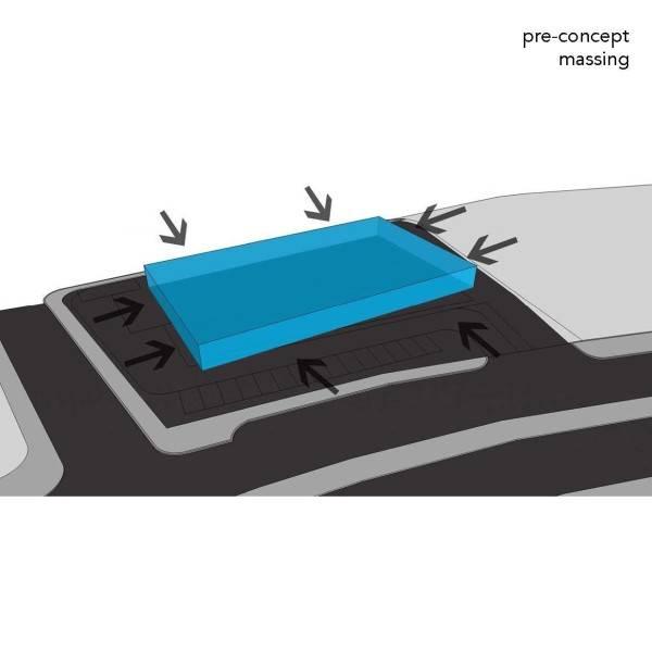 Monokroma Architect Trampoline Arena Serpong Serpong Pre-Concept-Trampoline-Arena Modern 591