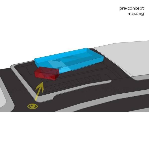 Monokroma Architect Trampoline Arena Serpong Serpong Pre-Concept-Trampoline-Arena Modern 592