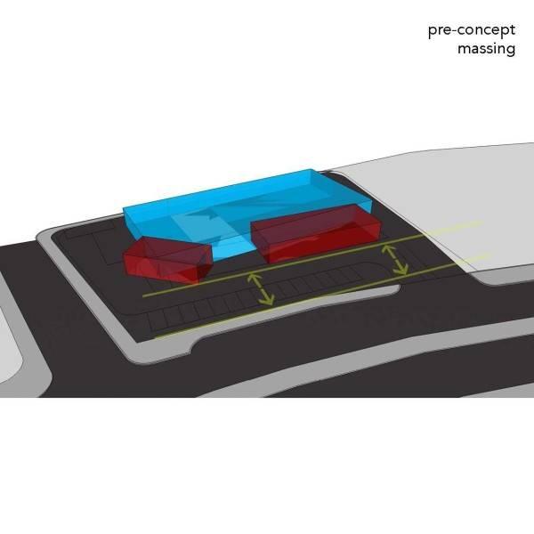 Monokroma Architect Trampoline Arena Serpong Serpong Pre-Concept-Trampoline-Arena Modern 593
