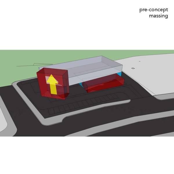 Monokroma Architect Trampoline Arena Serpong Serpong Pre-Concept-Trampoline-Arena Modern 594