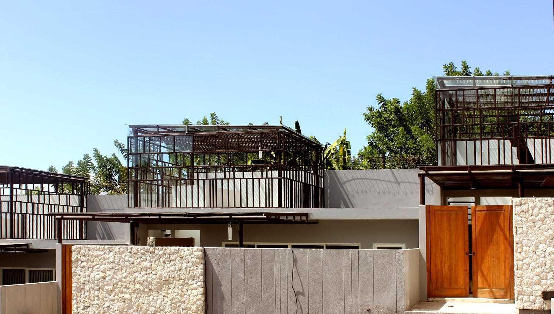 Monokroma Architect Bayview Garden Villa Bali The Studio One At Nusa Dua, Benoa, Kuta Sel., Kabupaten Badung, Bali, Indonesia The Studio One At Nusa Dua, Benoa, Kuta Sel., Kabupaten Badung, Bali, Indonesia Facade View Contemporary,modern,tropical,kontemporer,wood 35189