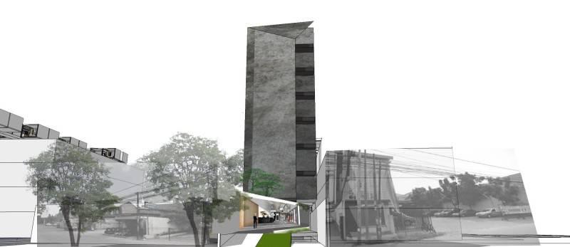 Monokroma Architect Hotel Lebak Bulus Lebak Bulus, Jakarta Lebak Bulus, Jakarta Photo-6229 Tropis 6229