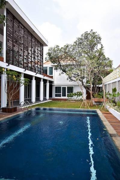 Parama Dharma Rumah Diponegoro Indonesia Indonesia Swimming Pool  212