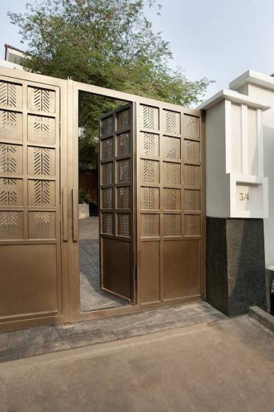Parama Dharma Rumah Opal Indonesia Indonesia Front Gate  349