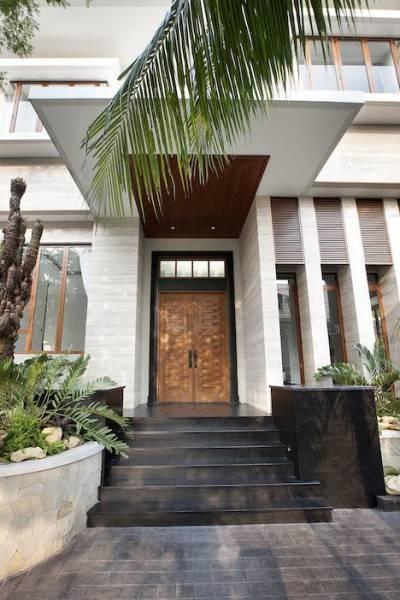 Parama Dharma Rumah Opal Indonesia Indonesia Front Door  351