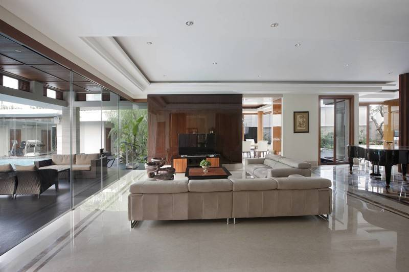 Parama Dharma Rumah Opal Indonesia Indonesia Living Room  355