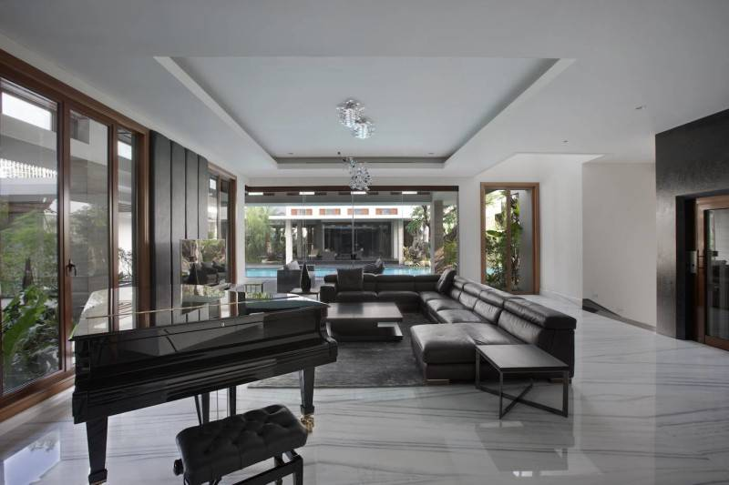 Parama Dharma Rumah Opal Indonesia Indonesia Living Room  366