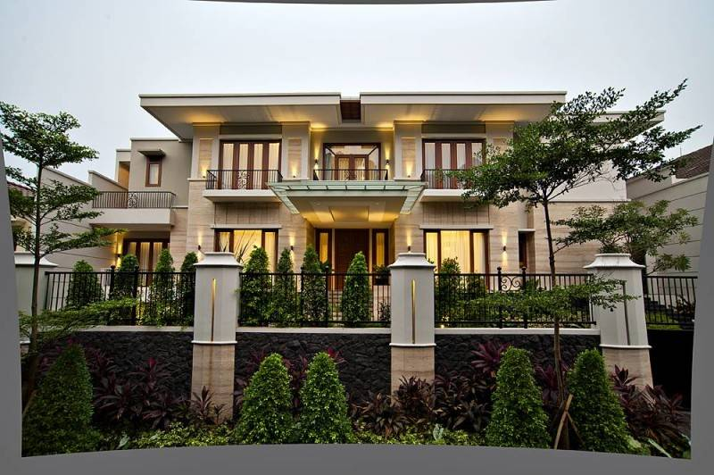 Parama Dharma Rumah Ub Indonesia Indonesia Front View  483