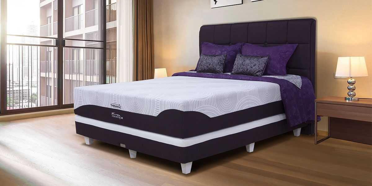 Beds THEDIC Therawrap R Bed Set Queen (160 X 200) Fabelio oleh ... on
