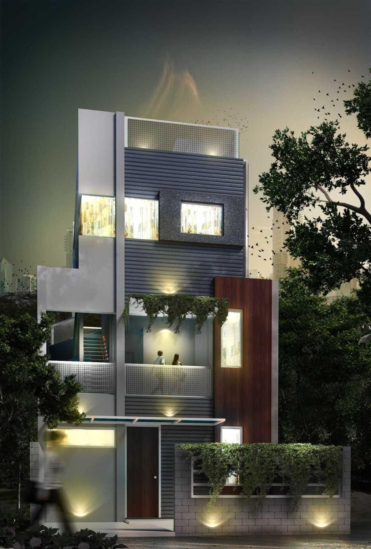 Andry Novianto Tr House Bekasi Bekasi Front View  9579