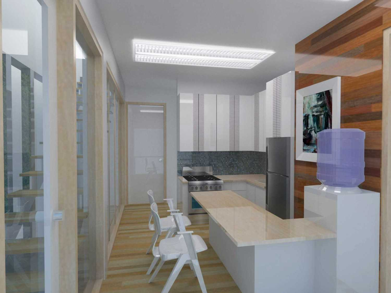 Andry Novianto Tr House Bekasi Bekasi Kitchen  9582