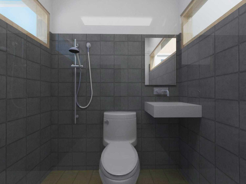 Andry Novianto Tr House Bekasi Bekasi Bathroom  9583