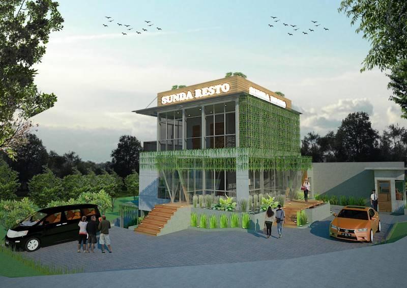 Irfanwidi Architects Sunda Resto Cisarua. Bogor Cisarua. Bogor Restosunda  5265