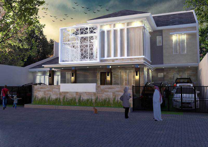 Irfanwidi Architects House At Warung Buncit Warung Buncit. Jakarta Selatan Warung Buncit. Jakarta Selatan 1  31805
