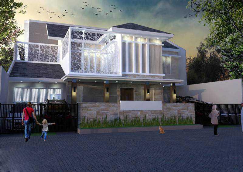 Irfanwidi Architects House At Warung Buncit Warung Buncit. Jakarta Selatan Warung Buncit. Jakarta Selatan 2  31806