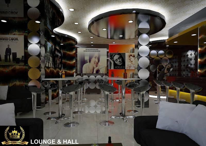 Irfanwidi Architects Oxo Gold Executive Lounge & Karaoke Karawang. Jawa Barat Karawang. Jawa Barat Lounge-2 Kontemporer 5348