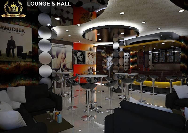 Irfanwidi Architects Oxo Gold Executive Lounge & Karaoke Karawang. Jawa Barat Karawang. Jawa Barat Lounge-3 Kontemporer 5349