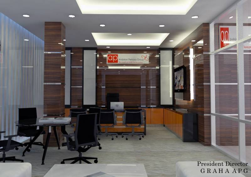 Irfanwidi Architects Graha Apg (Andalan Perkasa Group) Warung Buncit. Jakarta Selatan Warung Buncit. Jakarta Selatan Presdir1  5381