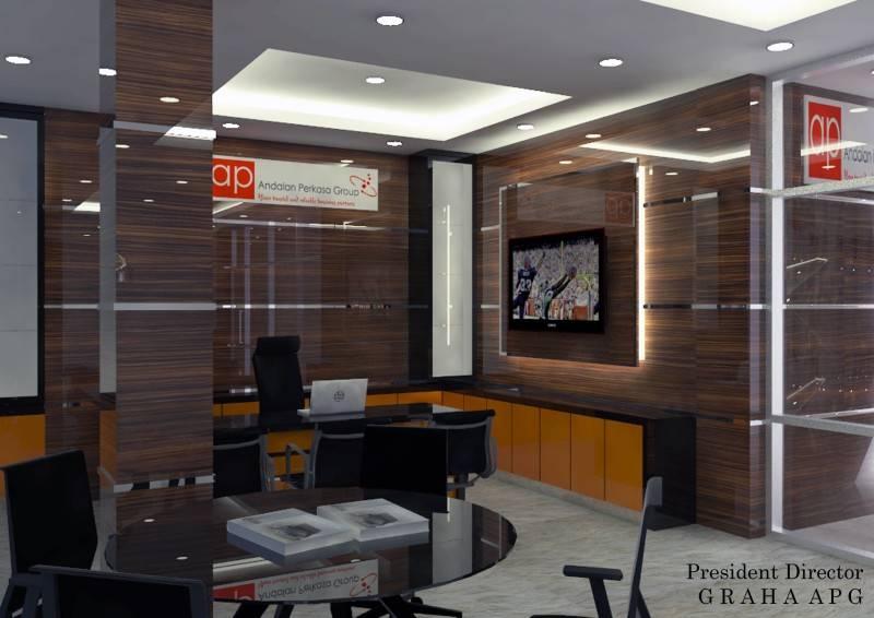 Irfanwidi Architects Graha Apg (Andalan Perkasa Group) Warung Buncit. Jakarta Selatan Warung Buncit. Jakarta Selatan Presdir3  5383