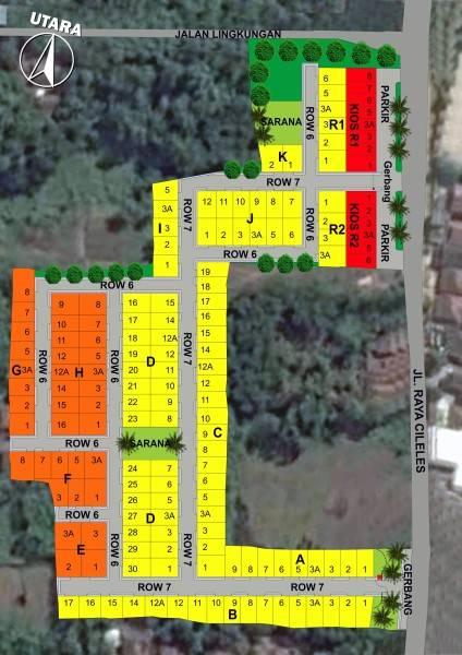 Irfanwidi Architects Perumahan Sinar Mutiara Asri Cileles. Bantarpanjang. Tigaraksa. Banten Cileles. Bantarpanjang. Tigaraksa. Banten Siteplan-Sma-290716 Minimalis 5390