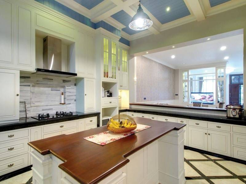 Emilia Oei Contemporary Meets Modern Classic Medan, Indonesia Medan, Indonesia Kitchen  5280