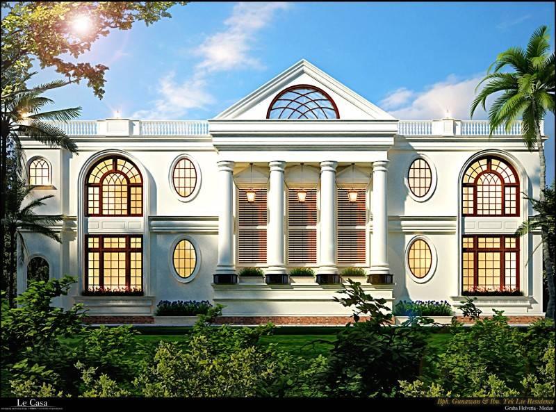 Emilia Oei Collonial Mansion Medan, Indonesia Medan, Indonesia View-4-Big-Size  5603