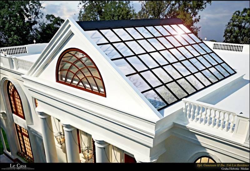 Emilia Oei Collonial Mansion Medan, Indonesia Medan, Indonesia Roof  5604