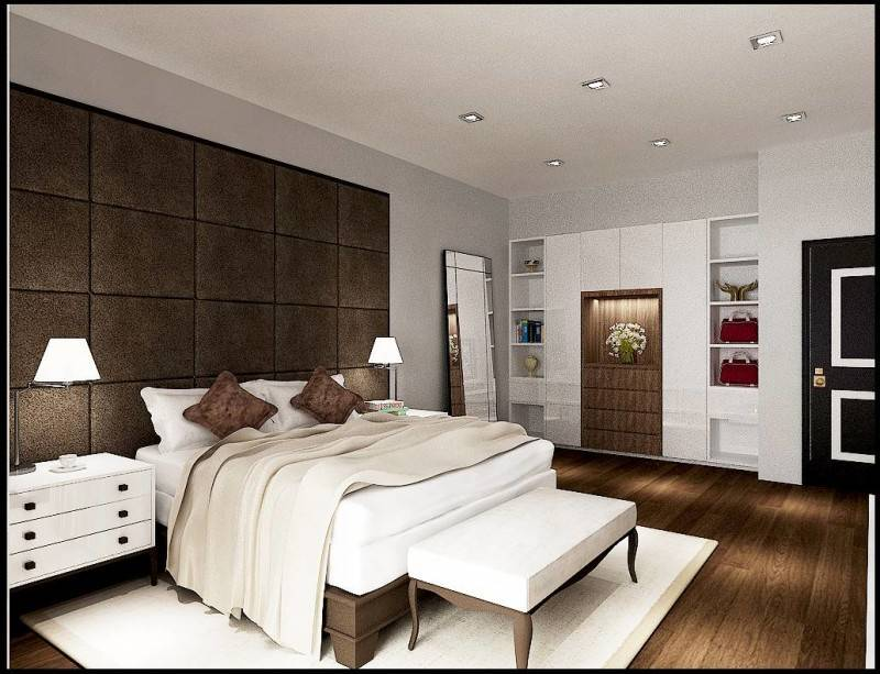 Emilia Oei White Box Residence Medan, Indonesia Medan, Indonesia Master Bedroom  5737