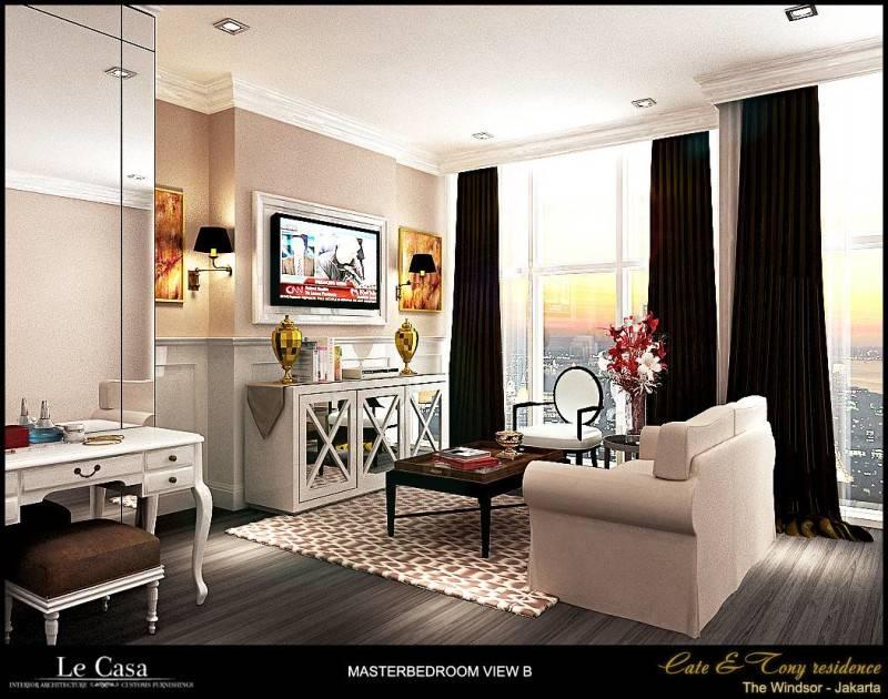 Emilia Oei Penthouse Residence In Jakarta Jakarta Jakarta Master Bedroom  5831