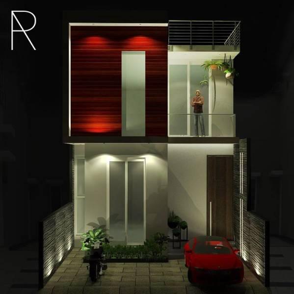 Ra Interior Architecture Deva Mahenra House Kebagusan, Jakarta Selatan Kebagusan, Jakarta Selatan Front View  5419
