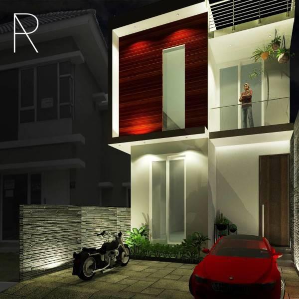 Ra Interior Architecture Deva Mahenra House Kebagusan, Jakarta Selatan Kebagusan, Jakarta Selatan Side View  5420