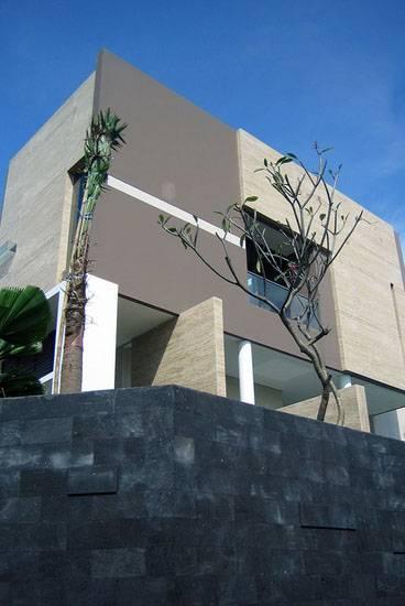 Herryj Architects Marble House  Jakarta, Indonesia Jakarta, Indonesia Detai-View-3  5447
