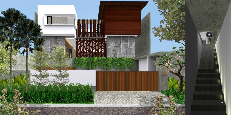 Herryj Architects Bridge House Jakarta, Indonesia Jakarta, Indonesia Untitled-1 Kontemporer 23908