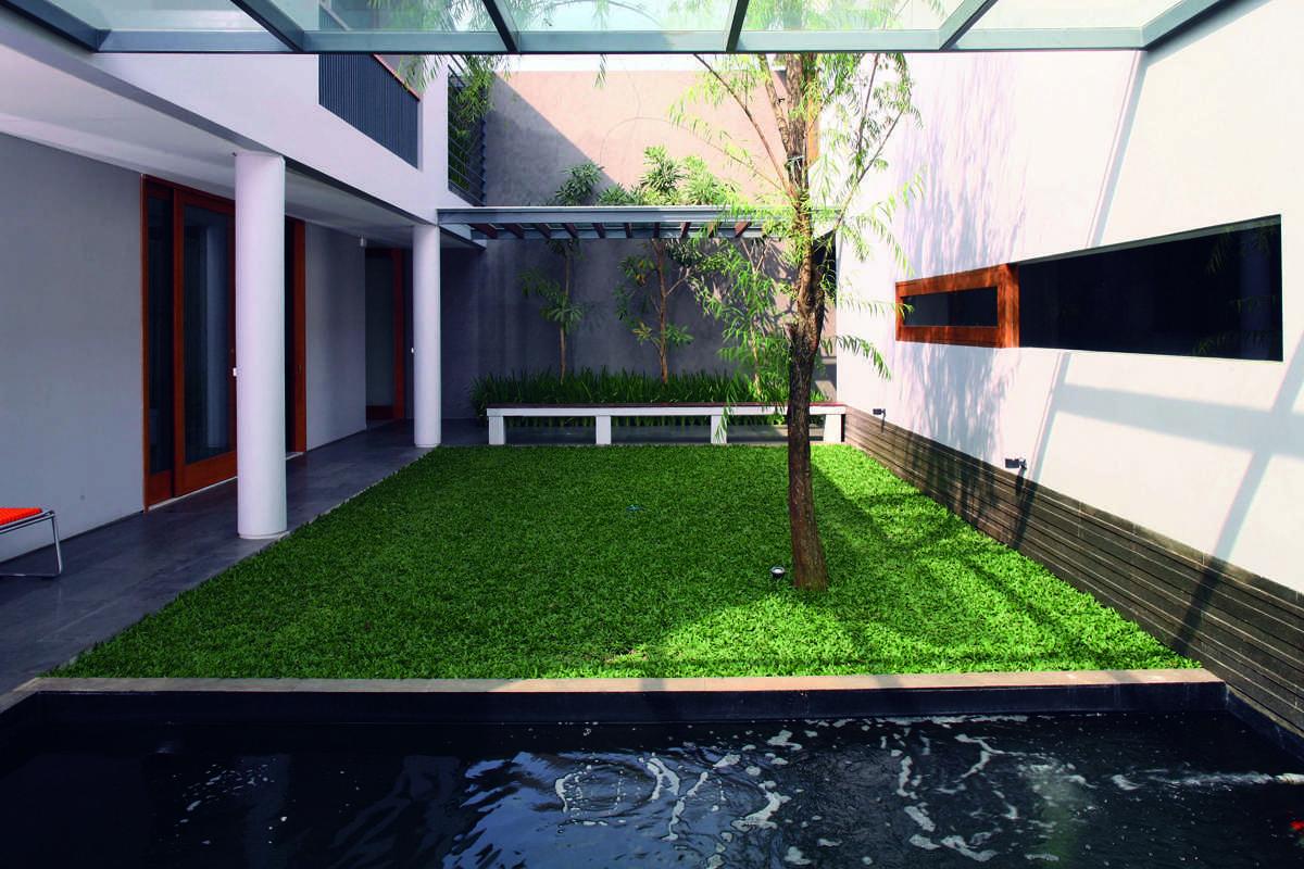 Herryj Architects 2 House Jakarta Jakarta Img6358 Tropis 23897