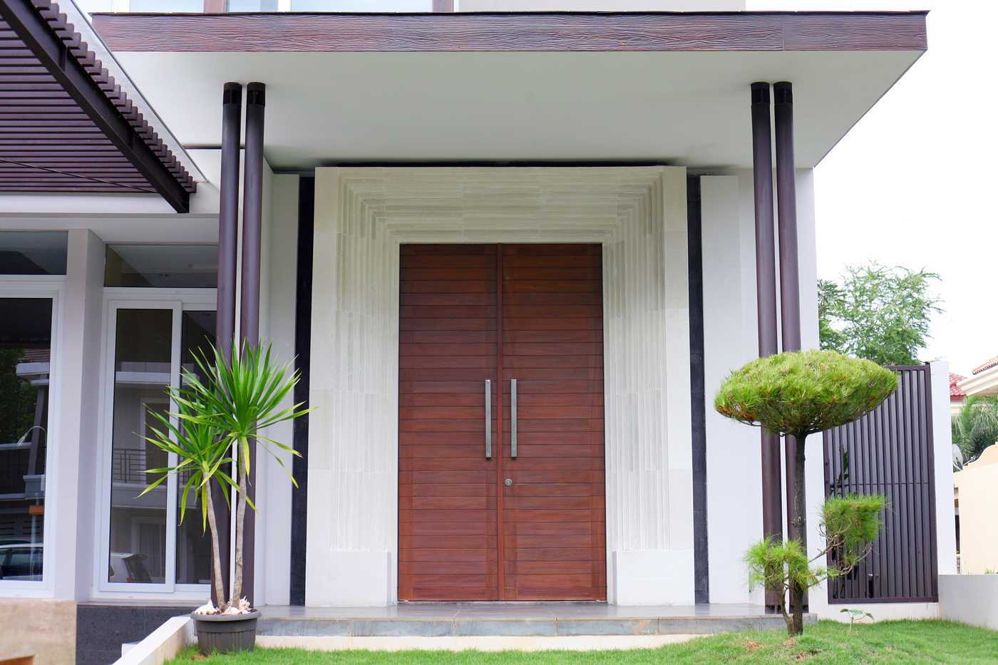 Herryj Architects Small House Tangerang Selatan Tangerang Selatan Img9863 Tropis 23869