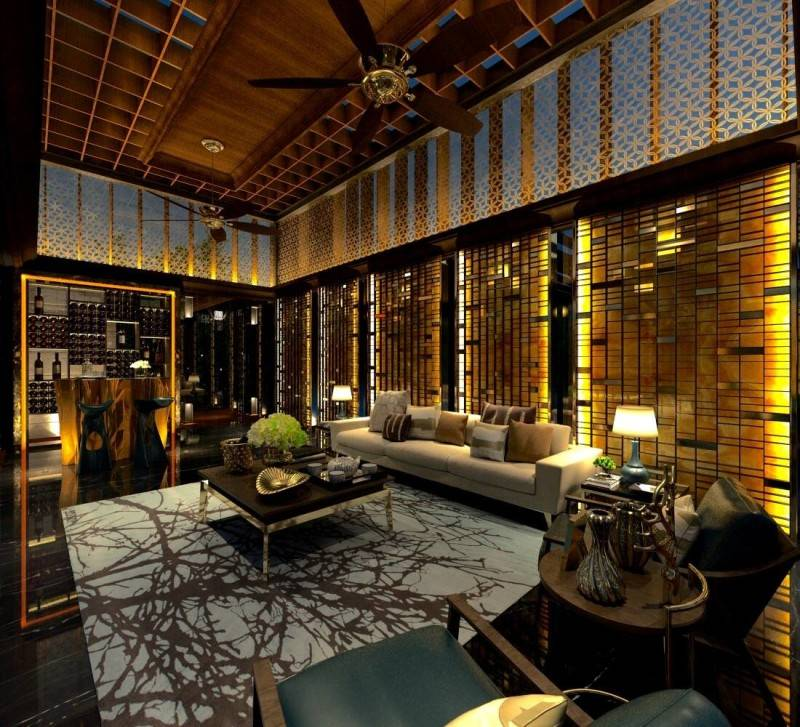 Nelson Liaw Ph Guesthouse Jakarta, Indonesia Jakarta, Indonesia House-Interior  5544