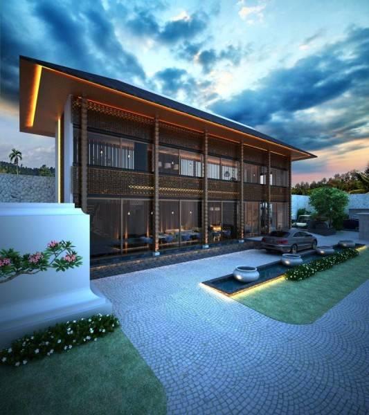 Nelson Liaw Villa Hc Bali, Indonesia Bali, Indonesia Bird-View  5552