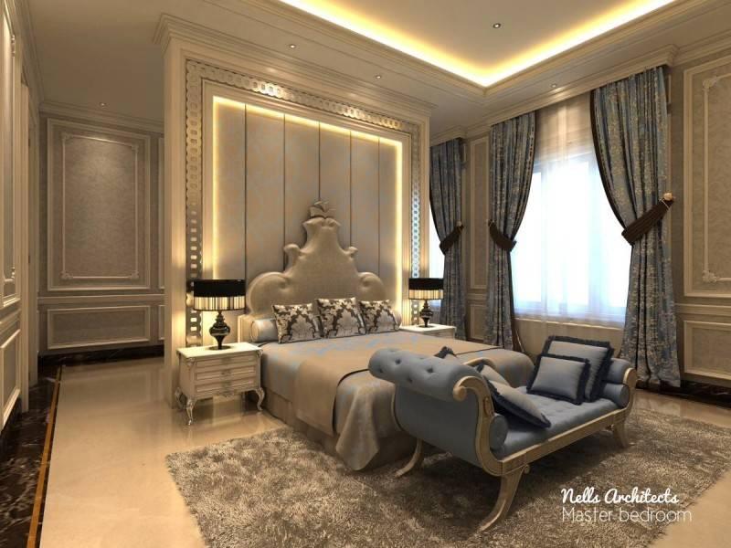 Nelson Liaw Hs House  Jakarta, Indonesia Jakarta, Indonesia Master-Bedroom Klasik 5558