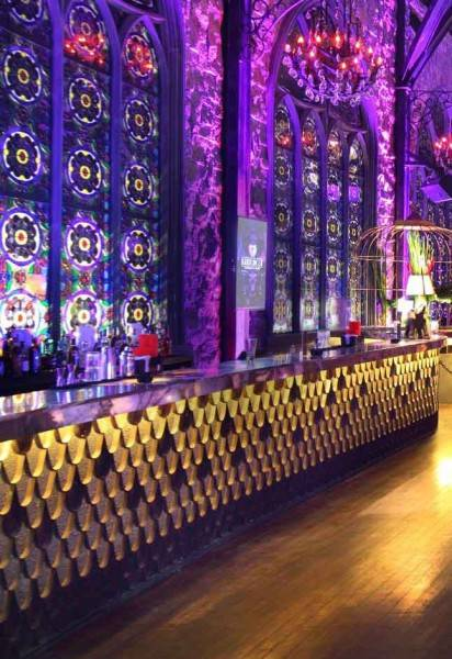 Nelson Liaw Mirror Club And Lounge At Seminyak Bali, Indonesia Bali, Indonesia Bar Modern 5566