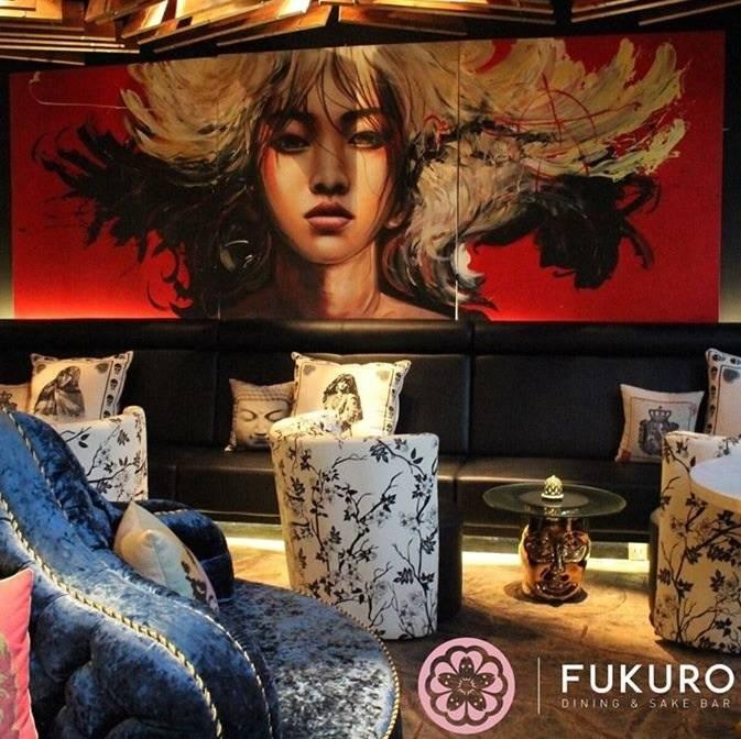 Nelson Liaw Fukuro Restaurant At Scbd Jakarta, Indonesia Jakarta, Indonesia Lounge  5569