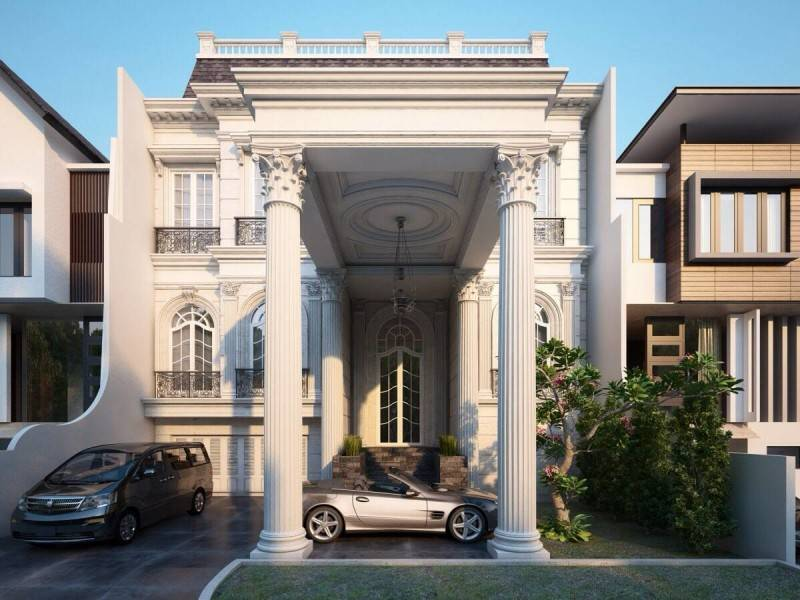 Nelson Liaw As Private House Jakarta, Indonesia Jakarta, Indonesia Front-View  5583