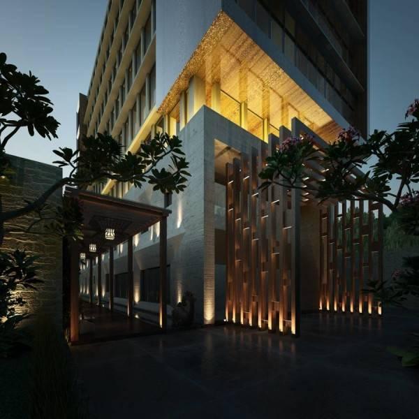 Nelson Liaw Js Office Building Jakarta, Indonesia Jakarta, Indonesia Corner-Viewjpg  5606