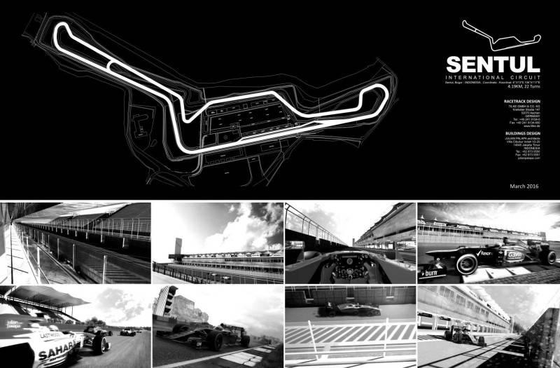 Julian Palapa Sentul International Circuit Sentul - Bogor, Indonesia Sentul - Bogor, Indonesia Sentul-Trackfb  5511