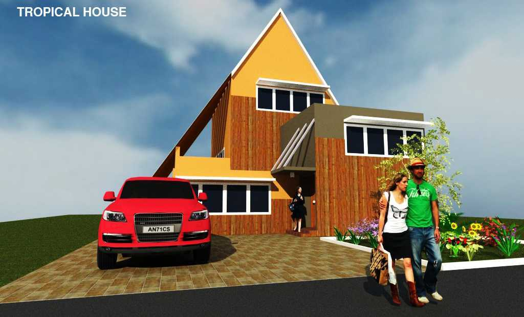 Rahman Efendi Private Home 5 Bekasi Bar., Kota Bks, Jawa Barat, Indonesia Bekasi Bar., Kota Bks, Jawa Barat, Indonesia View-5 Tropis 35132