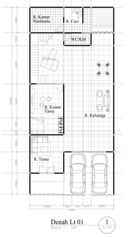 Rahman Efendi Private Home 7 Kabupaten Karawang, Jawa Barat, Indonesia Kabupaten Karawang, Jawa Barat, Indonesia Floorplan Minimalis 48477