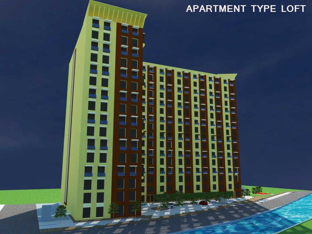 Rahman Efendi Apartemen Type Loft Bekasi Tim., Kota Bks, Jawa Barat, Indonesia Bekasi Tim., Kota Bks, Jawa Barat, Indonesia Exterior View  49665