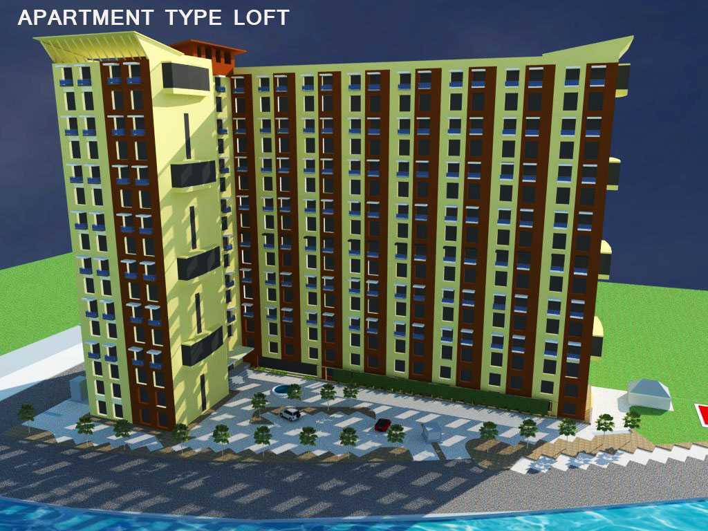 Rahman Efendi Apartemen Type Loft Bekasi Tim., Kota Bks, Jawa Barat, Indonesia Bekasi Tim., Kota Bks, Jawa Barat, Indonesia Exterior View  49666