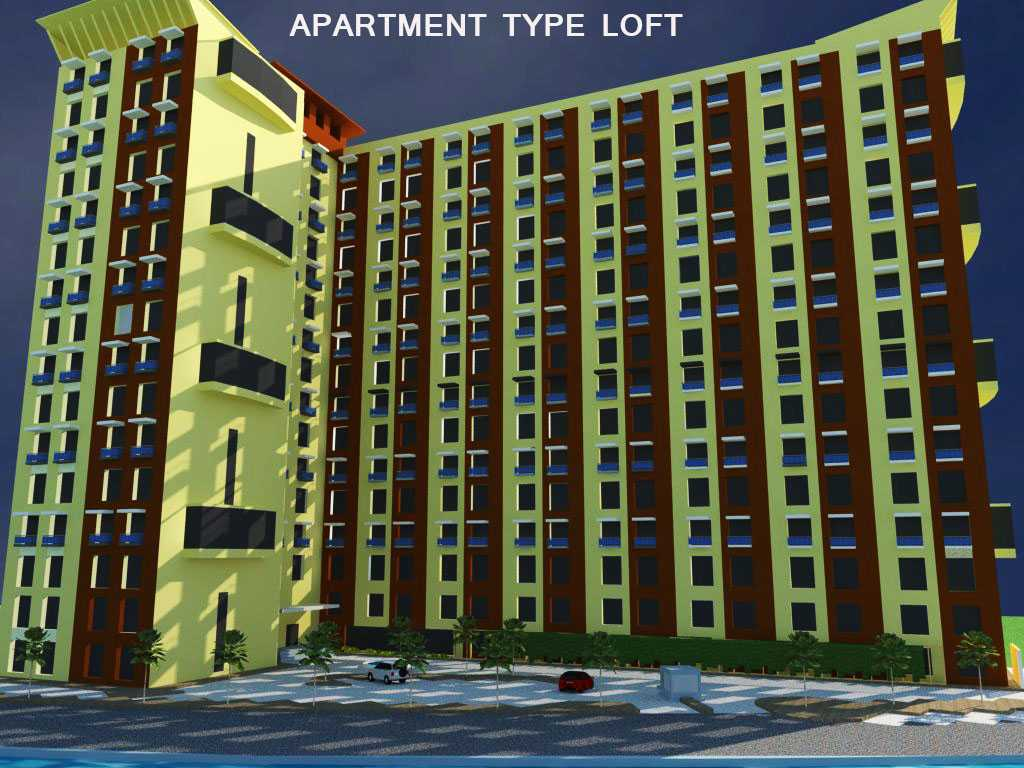 Rahman Efendi Apartemen Type Loft Bekasi Tim., Kota Bks, Jawa Barat, Indonesia Bekasi Tim., Kota Bks, Jawa Barat, Indonesia Exterior View  49667