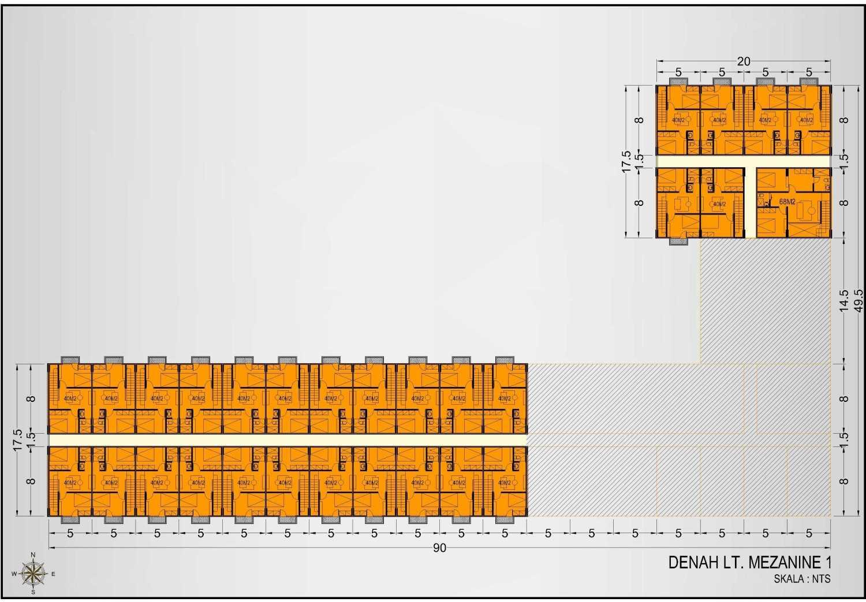 Rahman Efendi Apartemen Type Loft Bekasi Tim., Kota Bks, Jawa Barat, Indonesia Bekasi Tim., Kota Bks, Jawa Barat, Indonesia Floorplan  49671